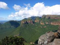 Les 3 rondawels - Blyde River Canyon