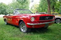 Ford Mustang - Lons le Saunier