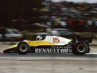 Renault Turbo d'Alain Prost - Circuit Paul Ricard-GP de France 1983 !