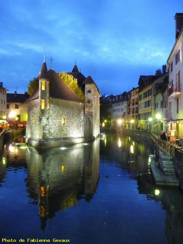 Vieilles prisons - Annecy