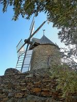 Moulin des Cortines - Collioure ( 66 - France )