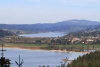 Lac Remoray et Saint Point - Belvedere des 2 lacs