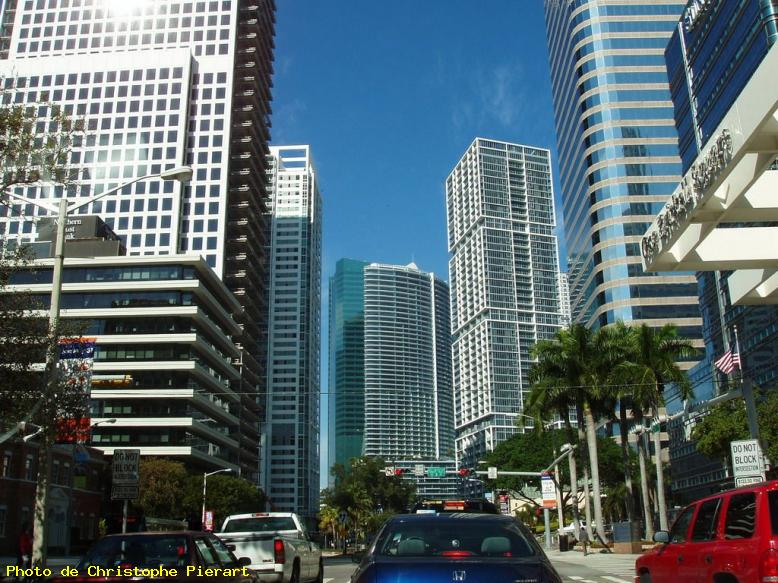 ZOOM : Brickell avenue - Miami