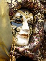 masque d'or - Annecy