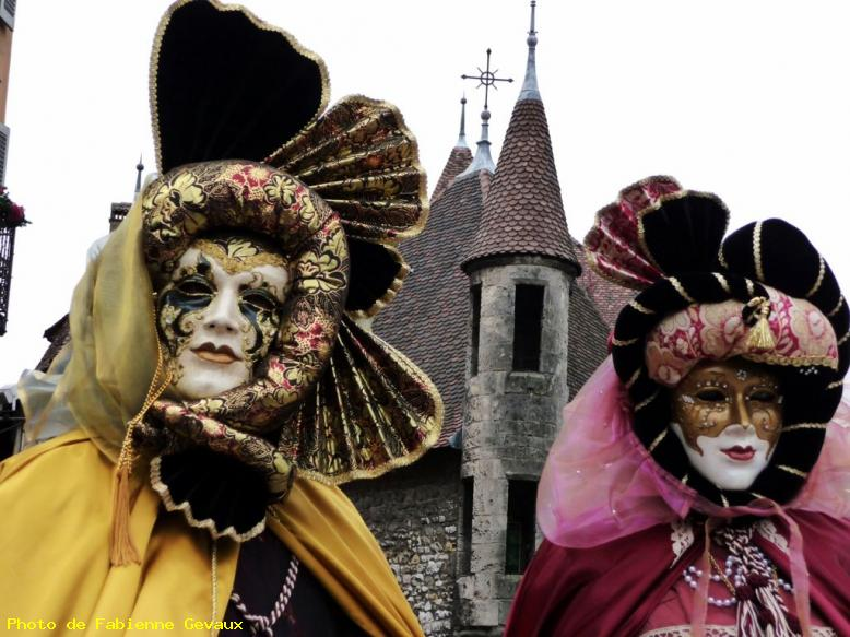 Carnaval vénitien - Annecy