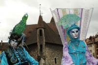 masques - annecy