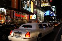 Times Square  - Limousine - New York