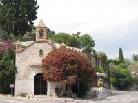 L'église (1) - Saint Paul de Vence