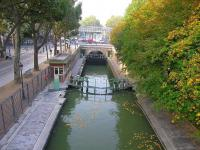 Canal saint Martin - Paris