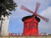 Moulin Rouge (Place Pigalle) - Paris