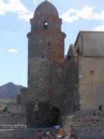 Le clocher - Collioure
