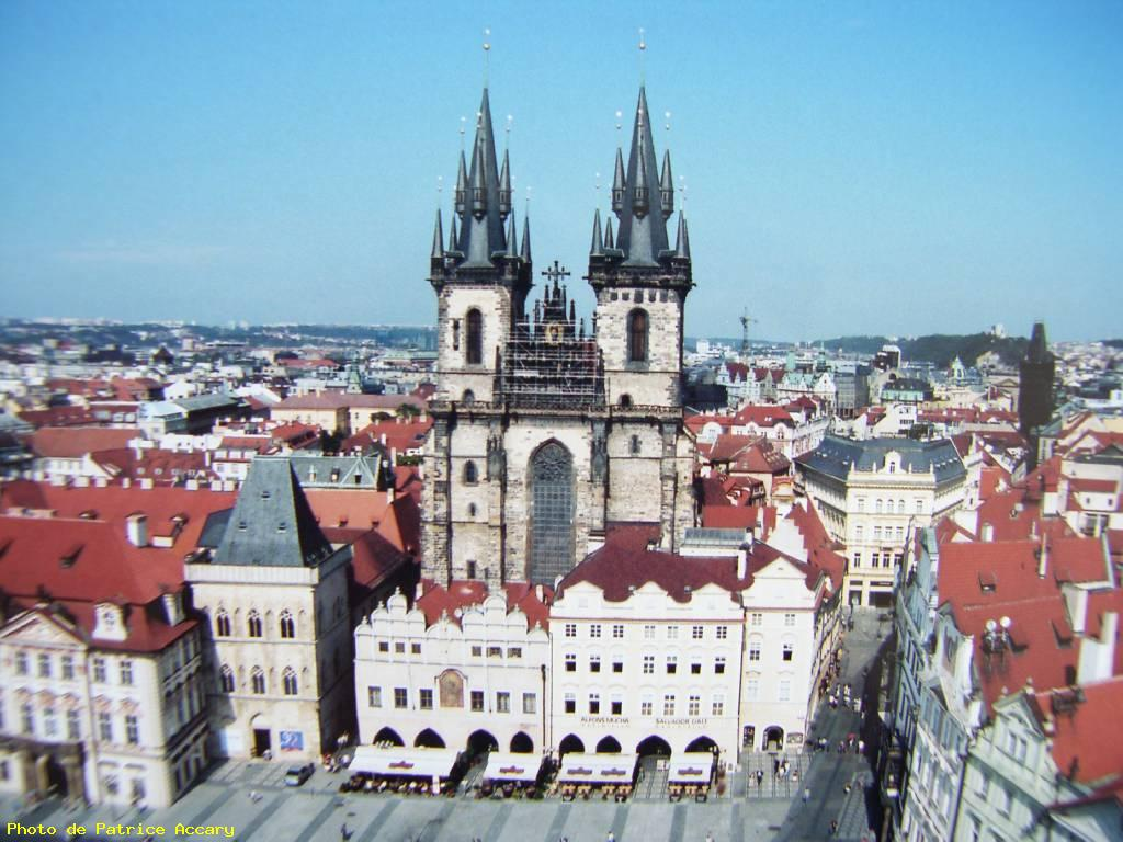Cathedrale - Prague