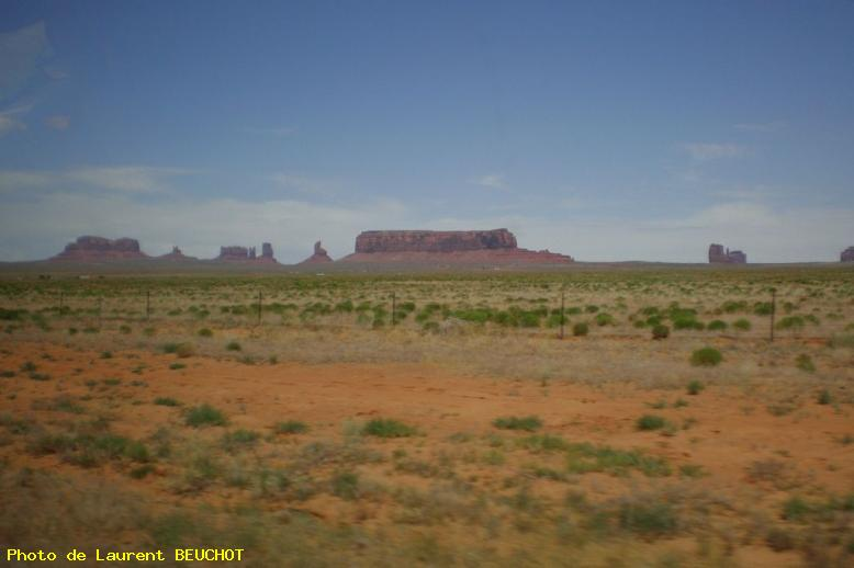 ZOOM : Monument valley - Utah