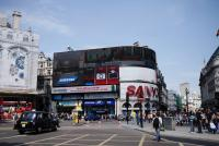 Piccadily Circus - Londres