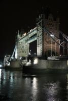 Tower Bridge by night - Londres
