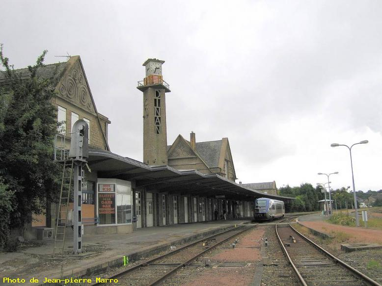 Photo la gare 4 dinan ref 35292 for Photographe clamart gare
