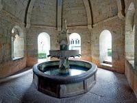 Panoramique 130°-Abbaye-Lavabos des moines - Le Thoronet ( 83 - France )