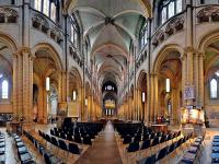 Panoramique de 185°-Cathédrale St Jean - Lyon ( 69 - France )