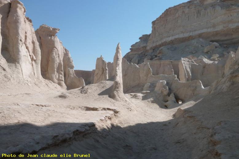 ZOOM : Valley of falling stars - Ile de qeshm