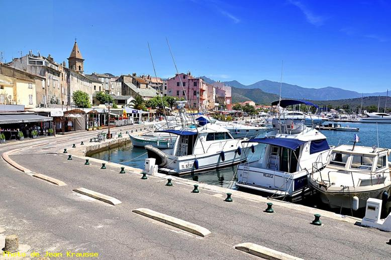 Photo port de plaisance st florent 2b france ref 42498 - Liste des ports de plaisance en france ...