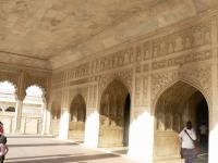 Agra - Fort Rouge - Khas Mahal - Rajasthan