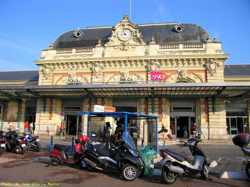 Photo gare sncf 1 nice ref 44451 for Photographe clamart gare