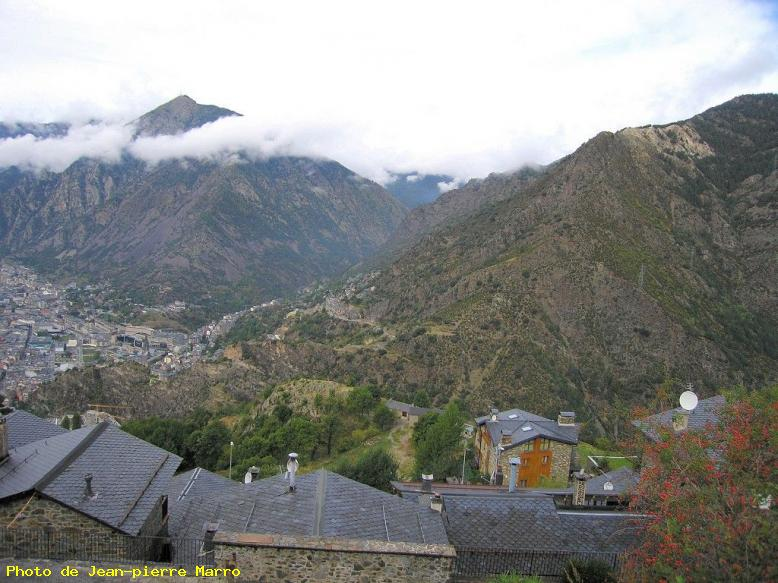 ZOOM : Vues panoramiques andorre (4) - Meritxell-andorre
