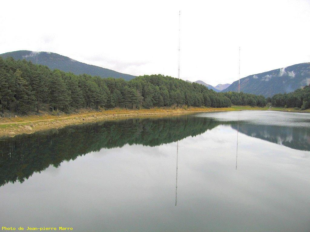 Lac d'engolasters (4) - Lac d'engolasters-andorre