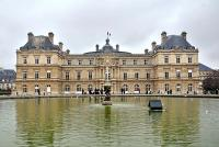 Palais du Luxembourg - Paris - ( 75  France )