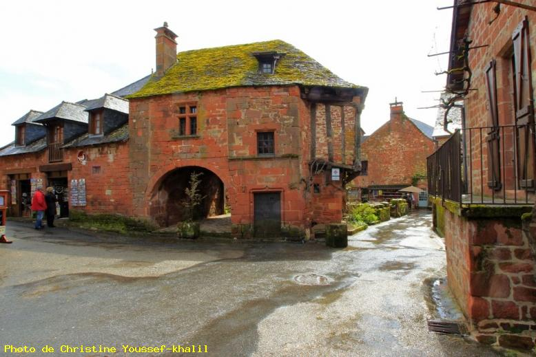 ZOOM : Collonges-la-rouge - Collonges la rouge