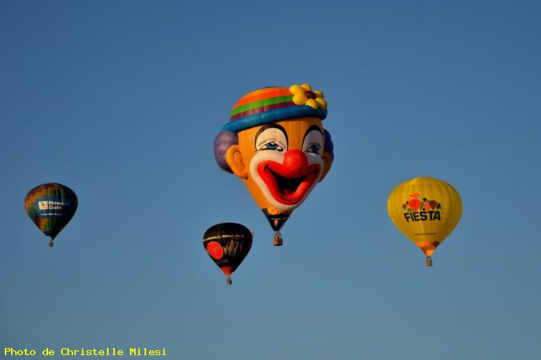 Le clown... - Chambley