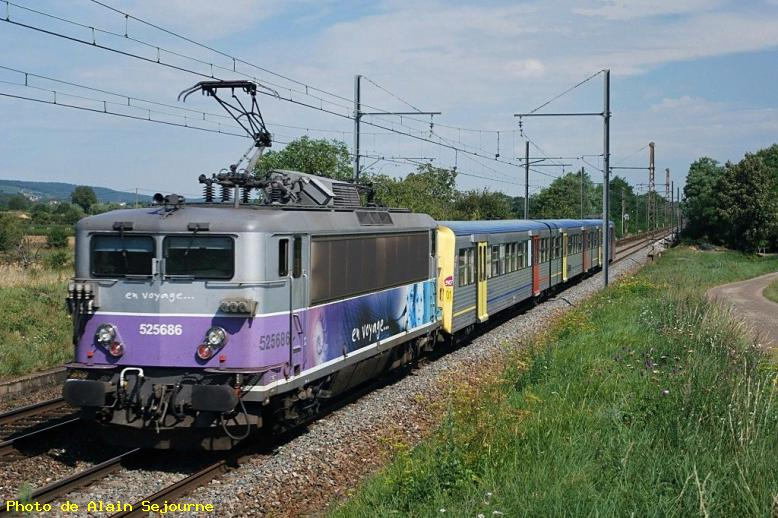 BB 25686 + RRR - Morey Saint Denis