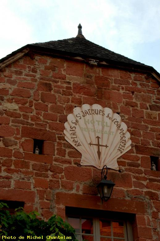 ZOOM : La coquille - Collonges la rouge
