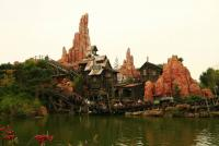 Big Thunder Moutain - FRONTIERLAND