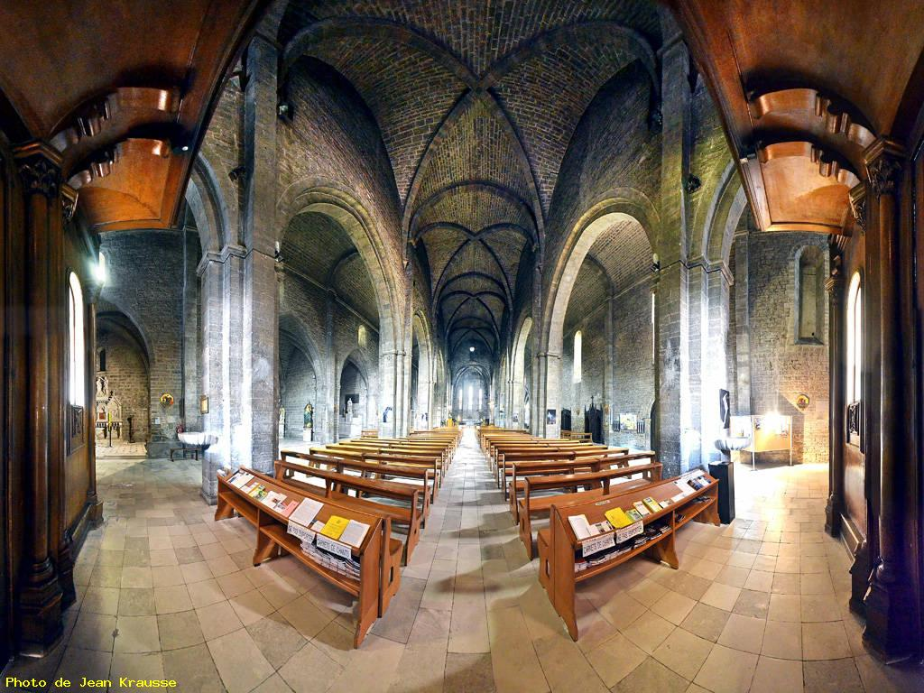 Panoramique de 250° - Eglise St Louis - Hyères ( Var - France )