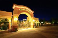 Entrée Walt Disney Studios Park by Night - PARC WALT DISNEY STUDIOS