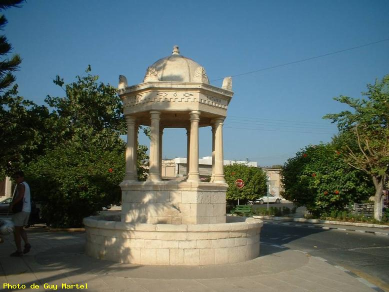 ZOOM : Fontaine - Paphos