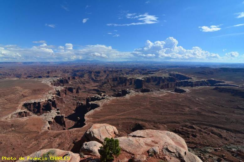 ZOOM : Canyonlands national park - Canyonlands national park
