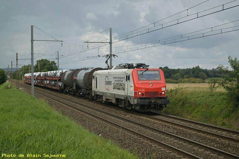 BB 37506 Europorte - Rully
