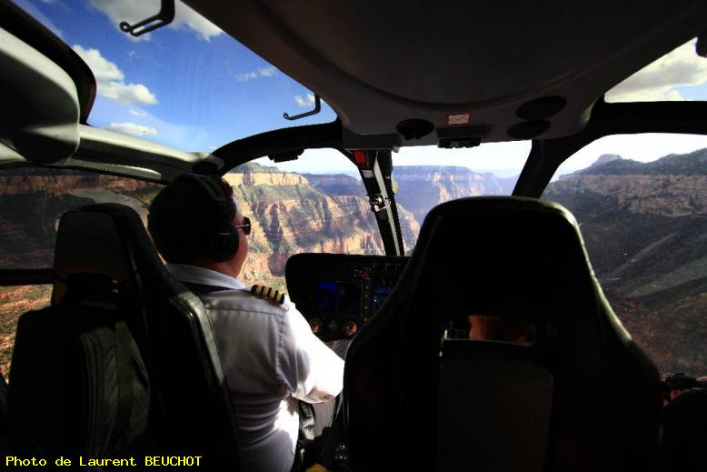 ZOOM : Gran canyon - Flagstaff heliport
