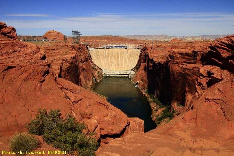 ZOOM : Barrage de glen canyon - Page