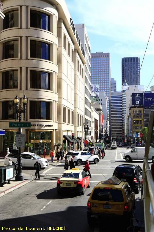 ZOOM : Les rues - San francisco