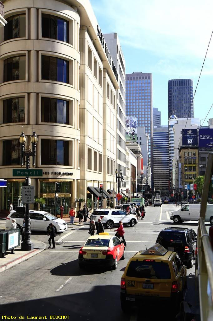 Les rues - San francisco