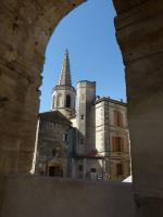 Clocher des Franciscains - Arles