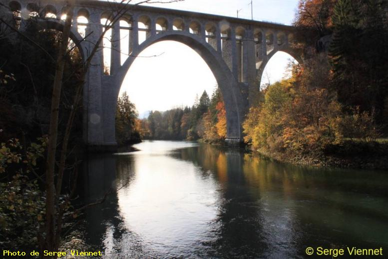ZOOM : Gorges de l'orbe - Vallorbe