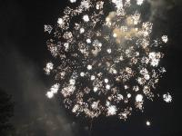 feu d'artifice - chambery
