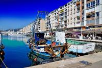 Port de pêche - Toulon - ( Var - 83 - France )