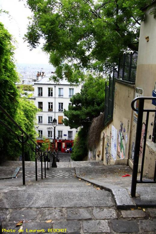 ZOOM : Montmartre - Paris