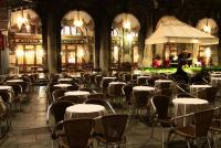Cafe florian by night - VENISE