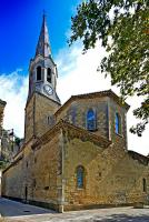 Eglise St Georges - Mornas - ( Vaucluse - France ) -